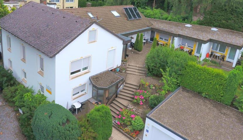 Bad Dürrheim的民宿