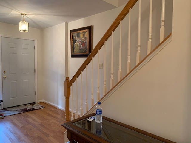 TH one room in Dulles airport area Metro DC area