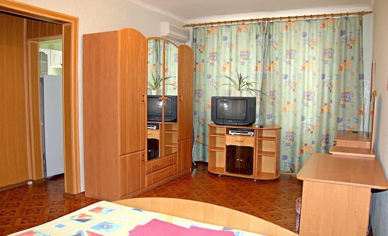 Lugansk的民宿