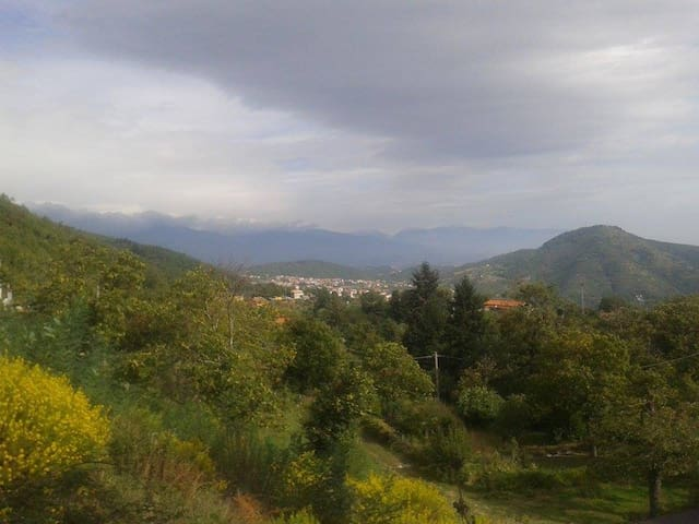 Fagnano Castello的民宿