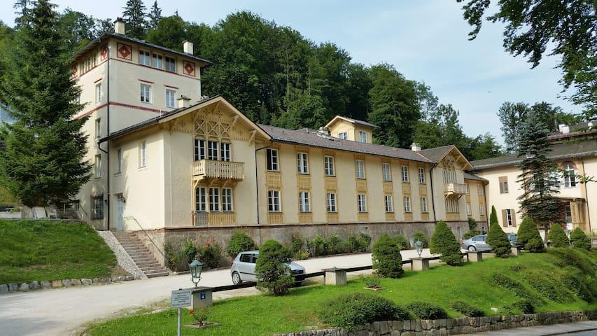 贝希特斯加登 (Berchtesgaden)的民宿