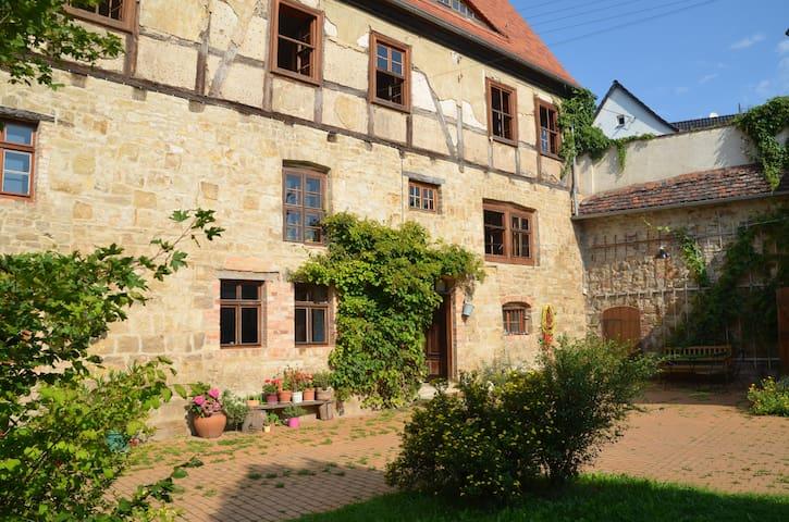 Wassermühle Zappendorf