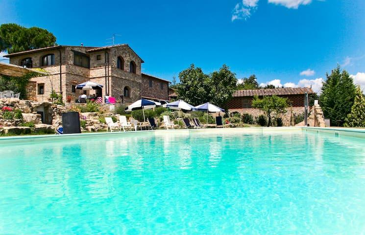 San Casciano in Val di Pesa的民宿