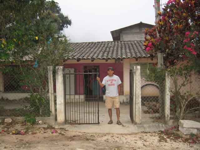 El Carrizal de Galeana的民宿
