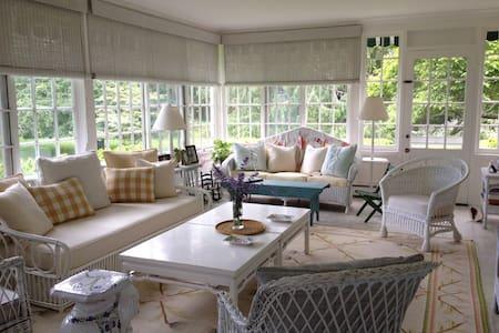 East Hampton Spacious Village Home