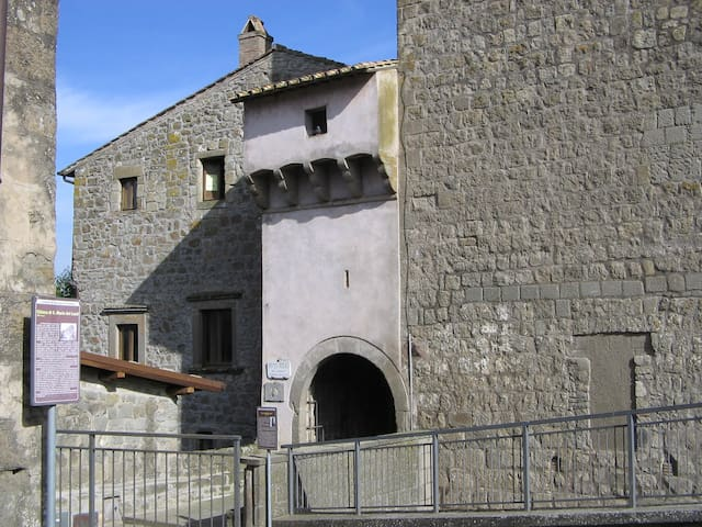 Bassano In Teverina的民宿