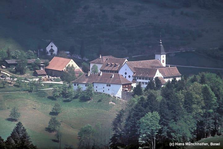 Beinwil的民宿