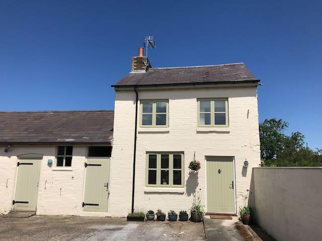 A quaint cottage, at Aston Hill Farm, Ewloe