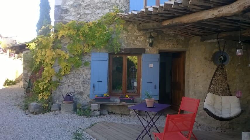 La Roche-sur-le-Buis的民宿