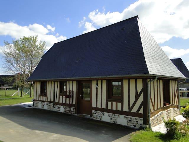 Illeville-sur-Montfort的民宿