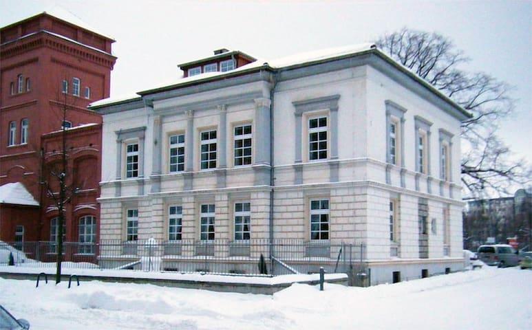 Erfurt的民宿