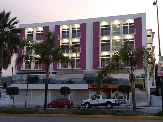 Chilapa de Álvarez的民宿