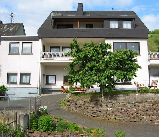 Staying at a winery on the Mosel