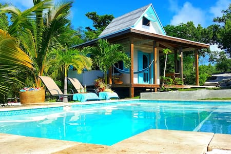 Waterfront & Pool, Tamarind Tree Cottage