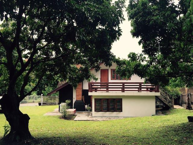 Ban Luang的民宿