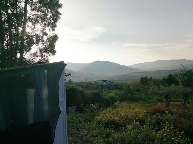 Villafranca Sicula的民宿