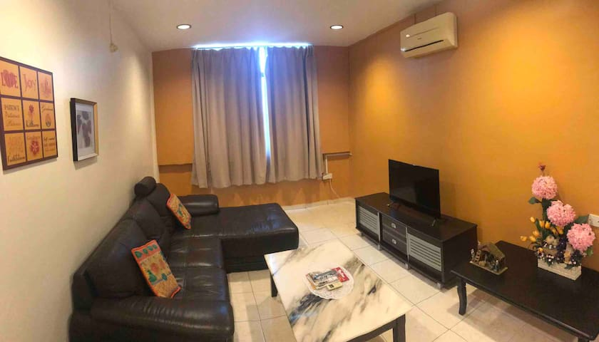 Peaceful apartment near Jalan Junid
