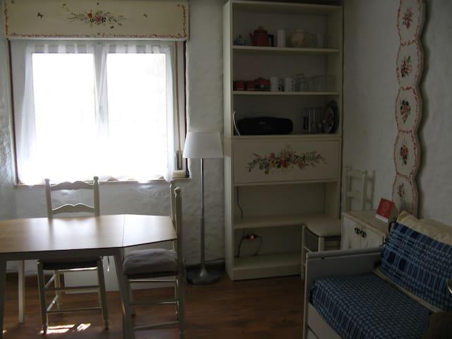 摩德纳迪-坎皮格里奥 (Madonna di Campiglio)的民宿