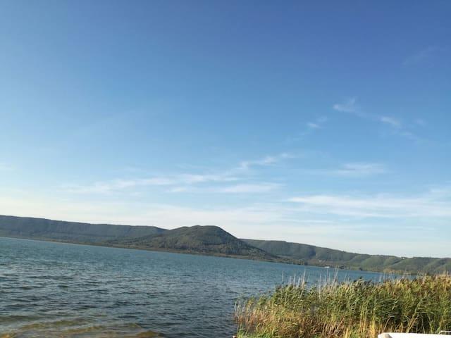 Punta del Lago的民宿