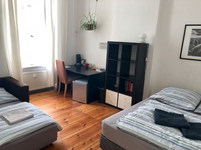 Cozy Private Room on Seperate Floor