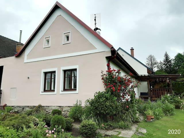 Nová Bystřice的民宿