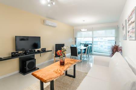 Excelente apartamento!! Lujo, relax y servicios.