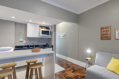 Funcional e moderno apartamento