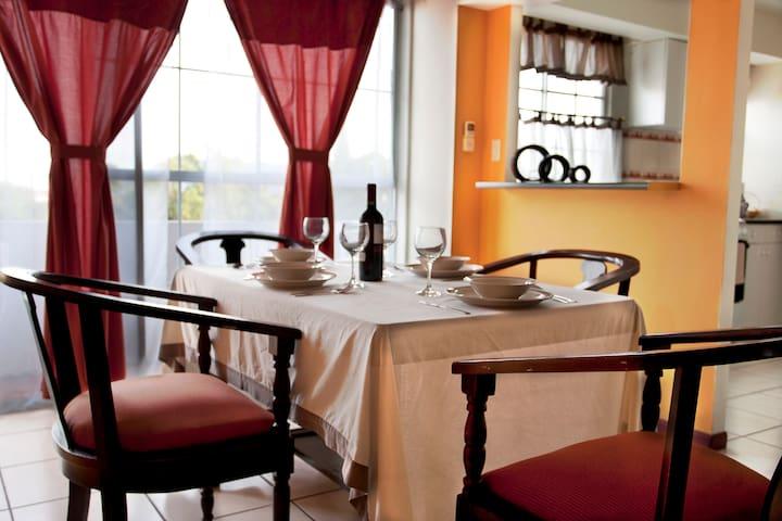 Suites & Apartments Zona Rosa