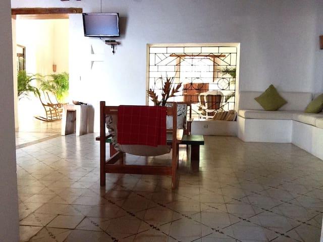 Santa Cruz de Mompós的民宿