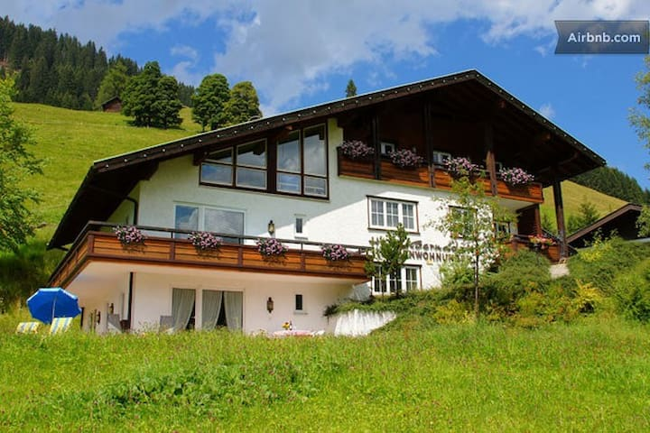 Mittelberg的民宿
