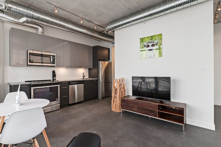 Corporate Stays | Ink | Modern and bright 1BR