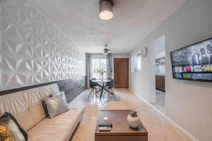 Loft 60 North - Modern and comfortable apartment