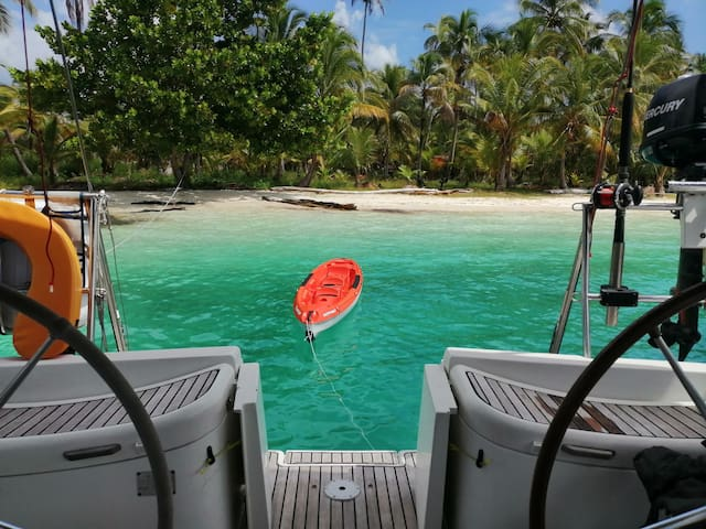 San Blas Perfect Family Boat for Families