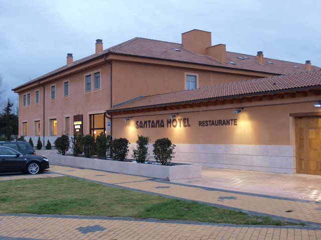 Real Sitio de San Ildefonso的民宿