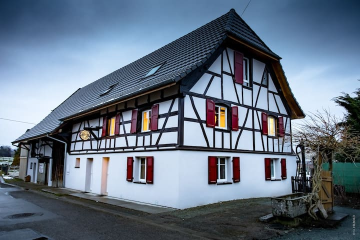 Ballersdorf的民宿
