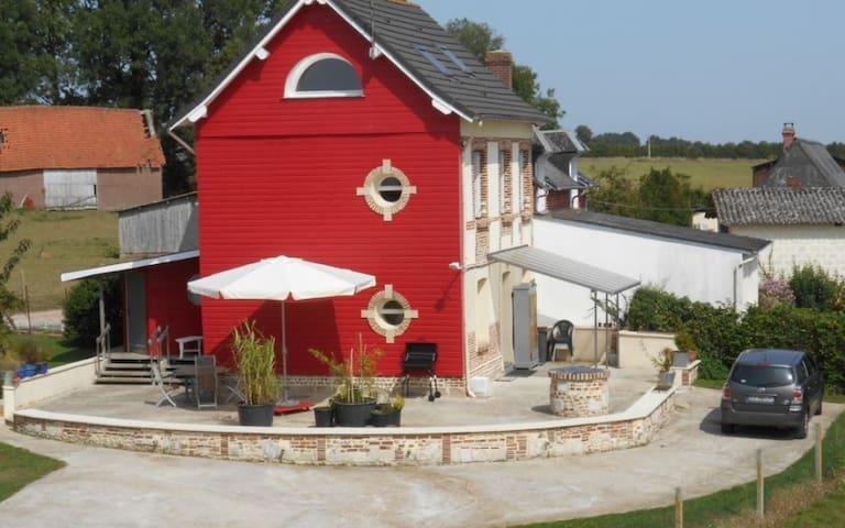 Montreuil-en-Caux的民宿