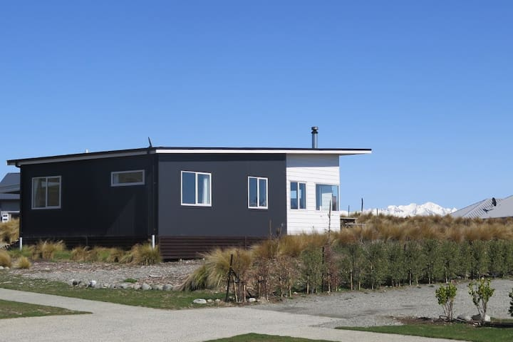 特卡波湖的民宿