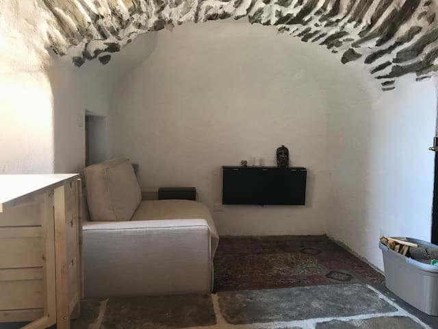 Baita indipendente (chalet) - Small mountain house