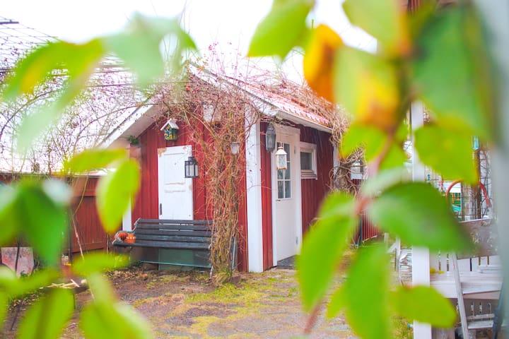 Spånga-Tensta的民宿