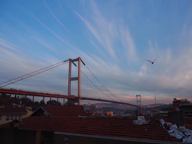 贝西克塔斯(Beşiktaş)的民宿