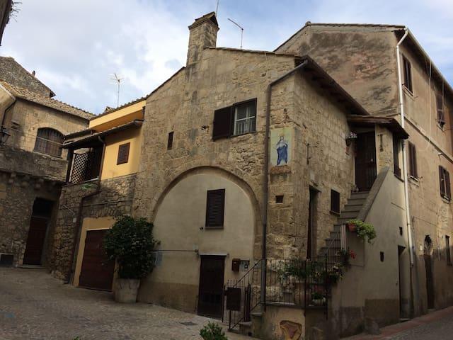 Tarquinia的民宿