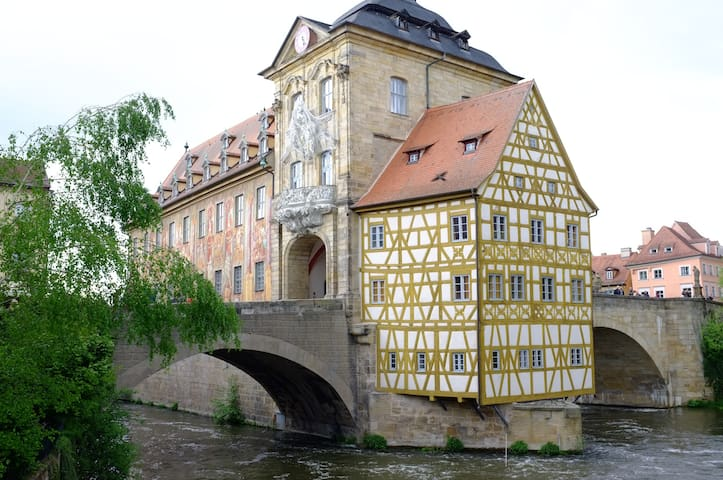 Welcome to Bamberg !