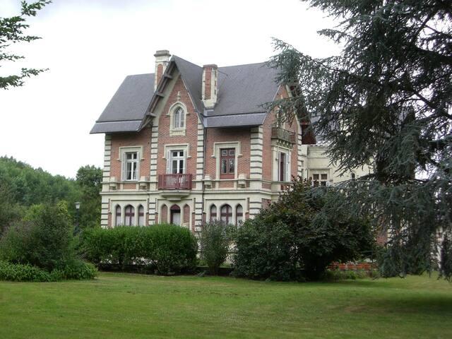 Les Ponts-de-Cé的民宿