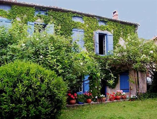 Peyrefitte-du-Razès的民宿