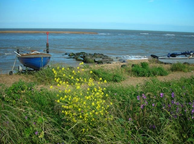 Felixstowe Ferry的民宿