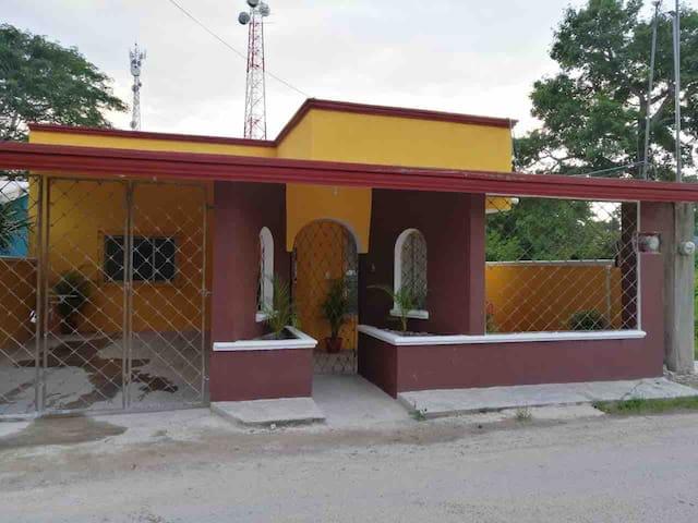 Chichén Itzá 的民宿