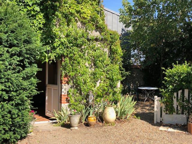 Montlouis-sur-Loire的民宿