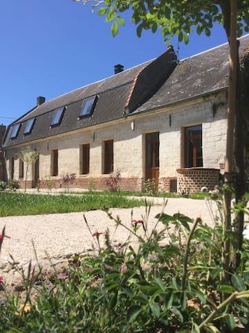 Boussières-en-Cambrésis的民宿