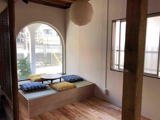 川崎的民宿