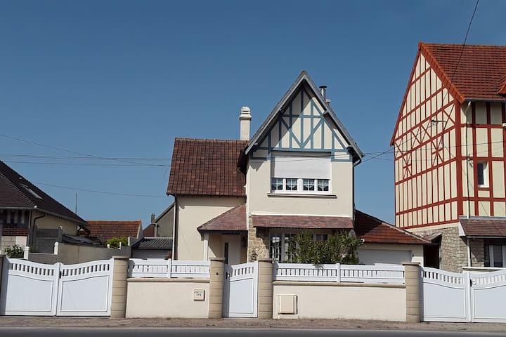 Hermanville-sur-Mer的民宿